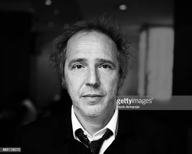 Film director Arnaud Desplechin is photographed for Positif magazine on April 1 2015 in Paris France