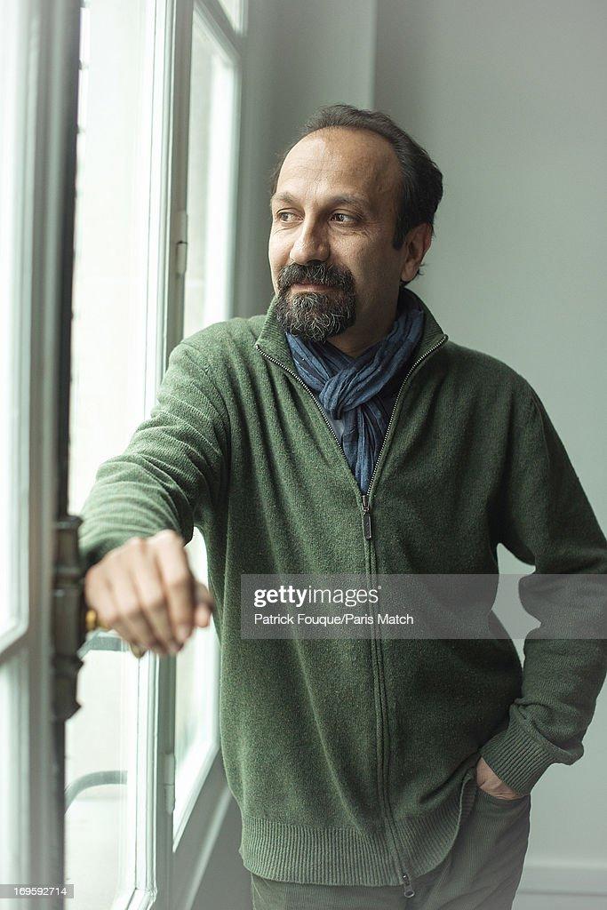 Asghar Farhadi, Paris Match, Issue 3340