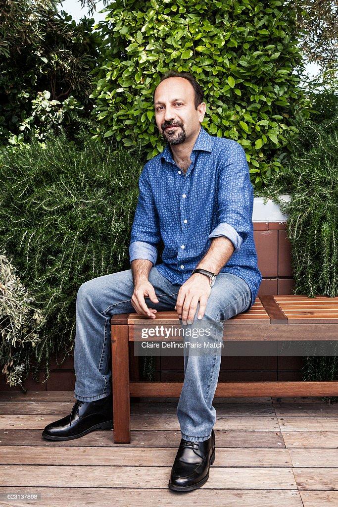 Asghar Farhadi, Paris Match Issue 3521, November 16, 2016