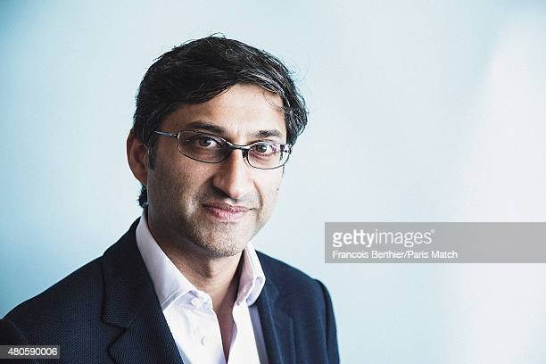 Film director Asif Kapadia is photographed for Paris Match on May 16 2015 in Cannes France