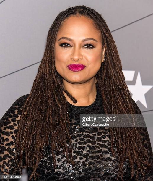 Film director Ava DuVernay attends 2018 Black Girls Rock at New Jersey Performing Arts Center on August 26 2018 in Newark New Jersey
