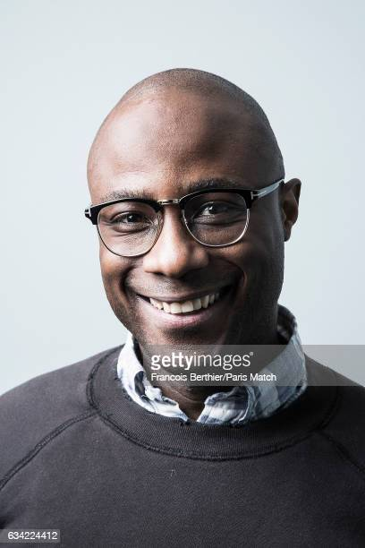 Film director Barry Jenkins is photographed for Paris Match on January 18 2017 in Paris France