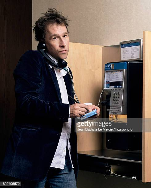 Film director Bertrand Bonello is photographed for Madame Figaro on September 8 2016 at the Toronto Film Festival in Toronto Canada PUBLISHED IMAGE...