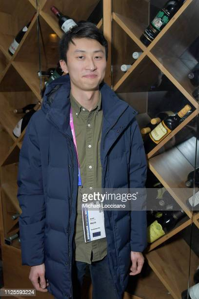 Film director Bing Liu attends the HBO Documentary Films Party during Sundance 2019 at Ruth's Chris Steak House on January 27 2019 in Park City Utah