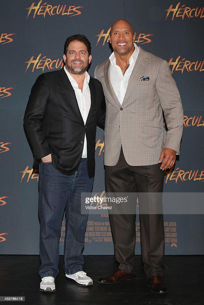 """Hercules"" Mexico City Photocall : News Photo"