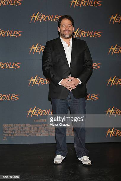Film Director Brett Ratner attends the photocall for Hercules at St Regis Hotel on August 18 2014 in Mexico City Mexico