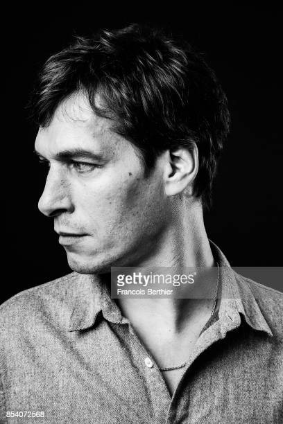 Film director Cedric Jimenez is photographed for Self Assignment on May 10 2017 in Paris France