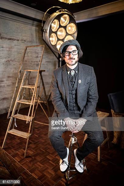 Film director Corin Hardy is photographed for Empire magazine on March 20 2016 in London United Kingdom