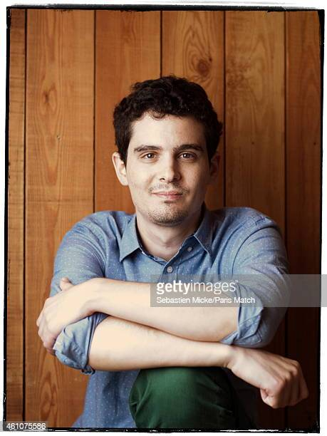 Film director Damien Chazelle is photographed for Paris Match on May 20 2014 in Cannes France