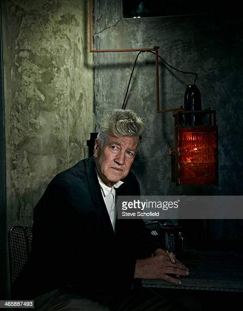 Film director David Lynch is photographed for the Times on May 20 2013 in Los Angeles California