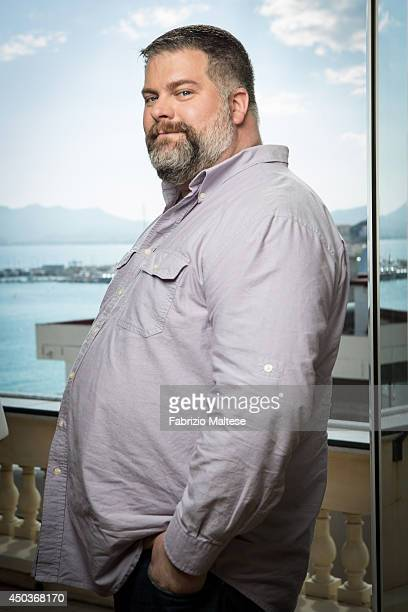 Film director Dean DeBlois is photographed in Cannes France