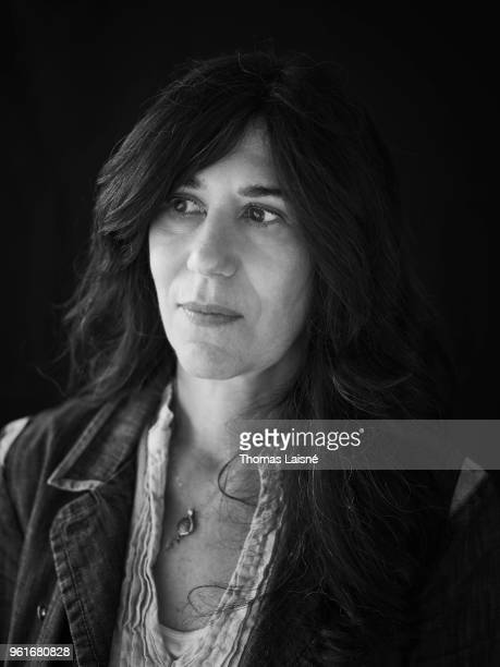Film director Debra Granik is photographed on May 13 2018 in Cannes France