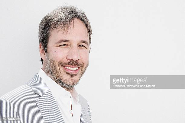 Film director Denis Villeneuve is photographed for Paris Match on May 19 2015 in Cannes France