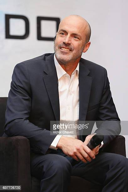 """Film director D.J. Caruso a press conference to promote the Paramount Pictures film """"xXx: Return of Xander Cage"""" at St. Regis Hotel on January 5,..."""