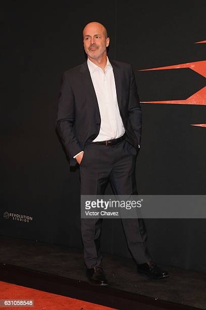 Film director DJ Caruso attends the Mexico City Premiere of the Paramount Pictures xXx Return of Xander Cage at Auditorio Nacional on January 5 2017...