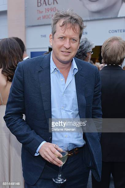 Film director Doug Aitken attends the MOCA Gala 2016 at The Geffen Contemporary at MOCA on May 14 2016 in Los Angeles California