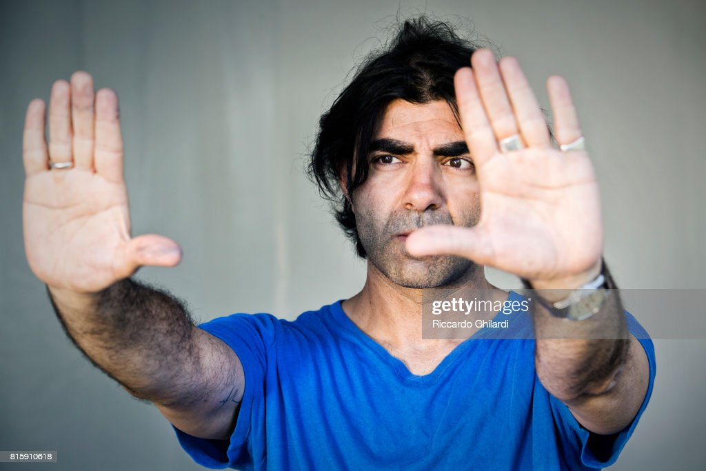 Film Director Fatih Akin is photographed for Self Assignment on May 28, 2017 in Cannes, France.