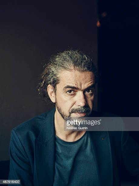 Film director Fernando Leon de Aranoa is photographed on May 17 2015 in Cannes France