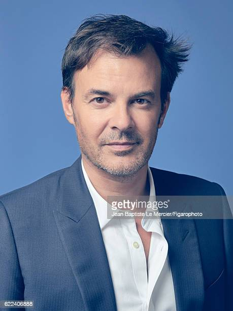 Film director Francois Ozon is photographed for Madame Figaro on September 8 2016 at the Toronto Film Festival in Toronto Canada CREDIT MUST READ...