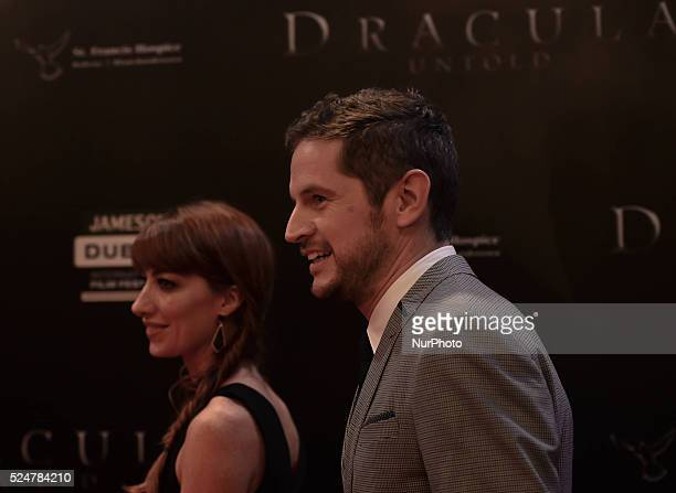 Film Director Gary Shore and his wife Ciara attend the Irish Premiere of Dracula Untold at Savoy Cinema O'Connell St Dublin Ireland 30th September...