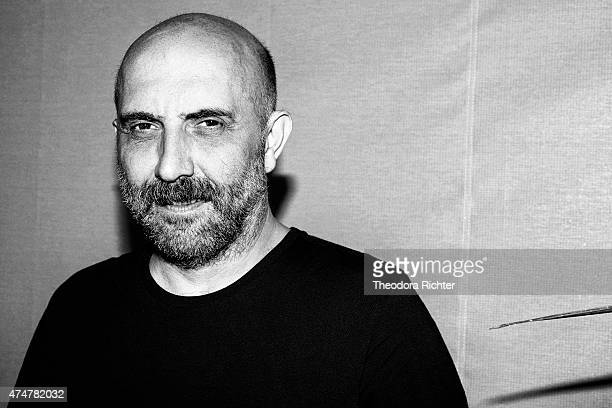 Film director Gaspar Noe is photographed on May 21, 2015 in Cannes, France.