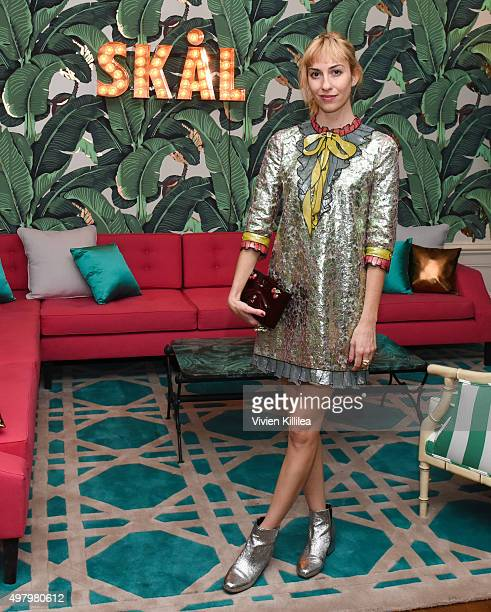 Film Director Gia Coppola attend Katie Homes and Jonas Tahlin Host An Intimate Celebration Honoring WWD and Variety Stylemakers Designer of the year...