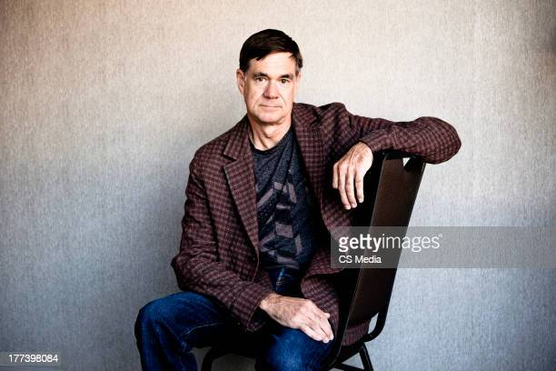 Film director Gus Van Sant is photographed on September 9 2011 in Toronto Ontario