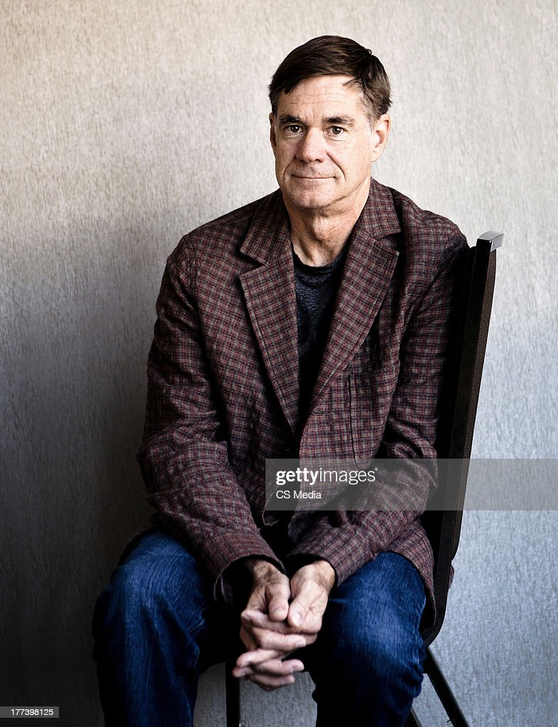 Gus Van Sant, Portrait shoot, September 9, 2011