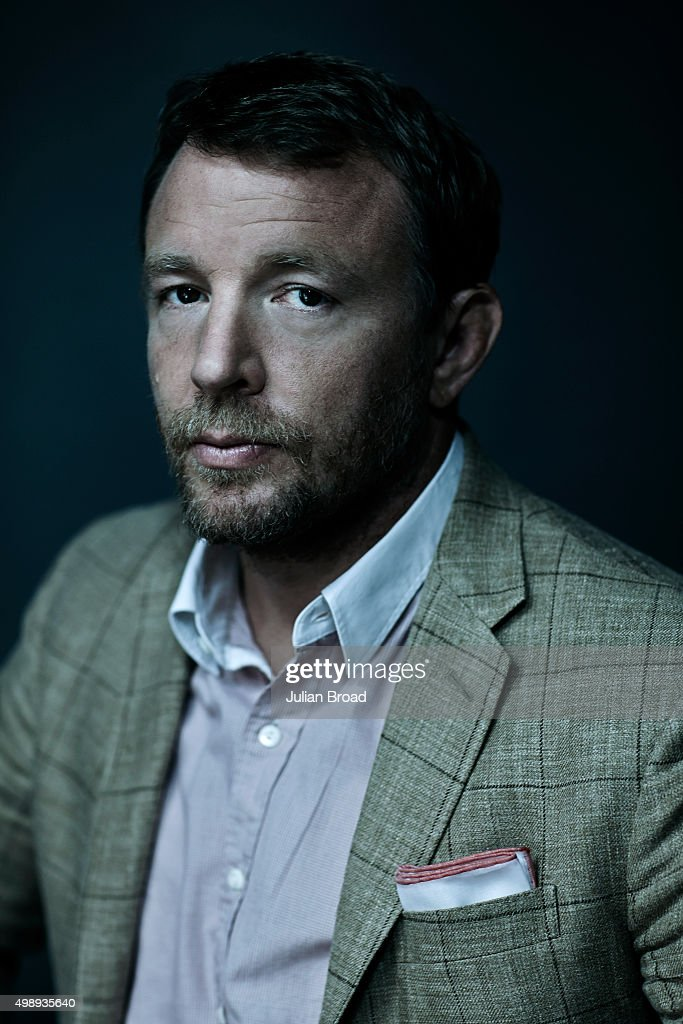 Guy Ritchie, Variety magazine USA, August 12, 2015