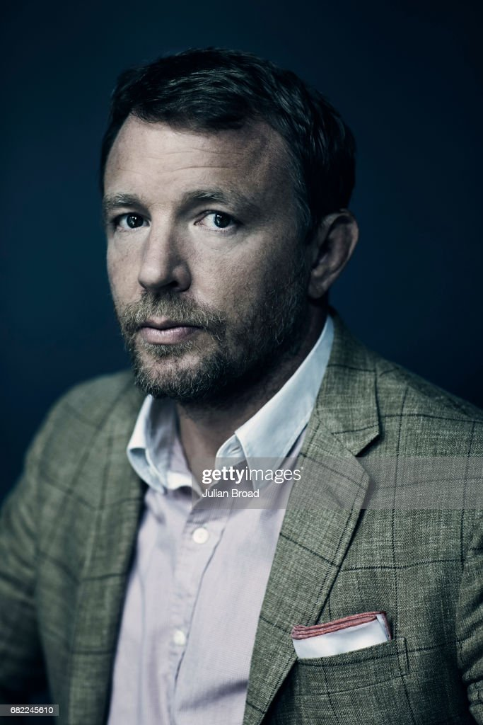 Film director Guy Ritchie is photographed for Variety on July 23, 2015 in London, England.