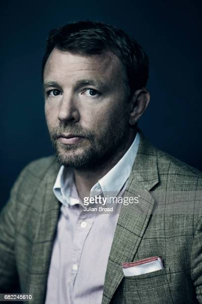 Film director Guy Ritchie is photographed for Variety on July 23 2015 in London England
