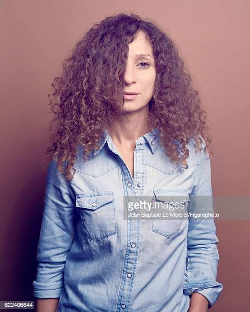 Film director Houda Benyamina is photographed for Madame Figaro on September 8 2016 at the Toronto Film Festival in Toronto Canada PUBLISHED IMAGE...