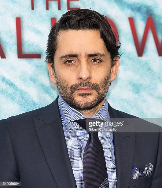 Film director Jaume ColletSerra attends 'The Shallows' World Premiere at AMC Loews Lincoln Square on June 21 2016 in New York City