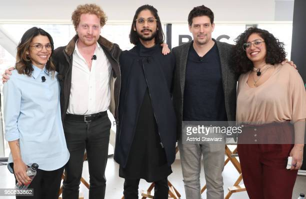VR film director Jessica Brillhart Fable Studios CoFounder Edward Saatchi Creator of Terminal 3 Asad J Malik Director of Product at IBM Watson...