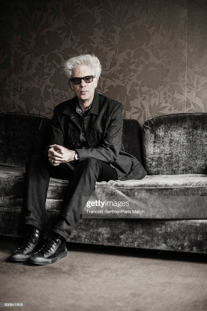 Jim Jarmusch, Paris Match Issue 3527, December 28, 2016