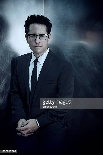 Film director JJ Abrams is photographed for Empire magazine on March 30 2014 in London England