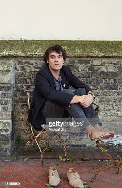 Film director Joe Wright is photographed for Good Houseeeping on June 24 2009 in London England