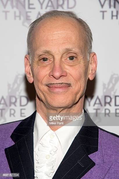 Film Director John Waters attends the 2015 Vineyard's Gala at Edison Hotel on March 30 2015 in New York City