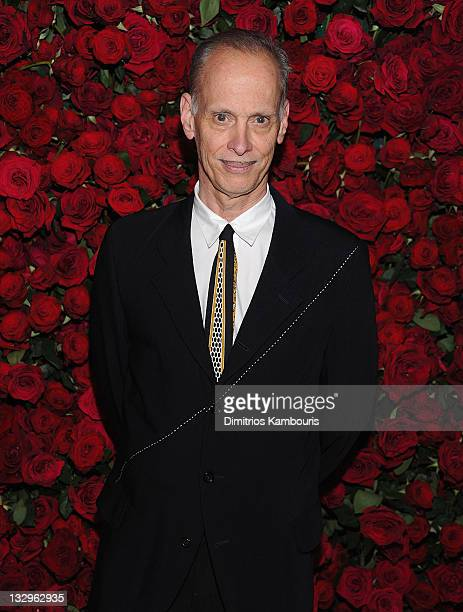 Film Director John Waters attends the Museum of Modern Art's 4th Annual Film benefit 'A Tribute to Pedro Almodovar' at the Museum of Modern Art on...