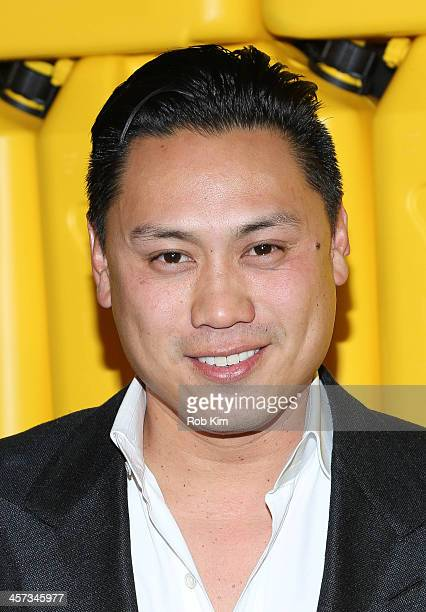 Film director Jon Chu attends the 8th annual charity ball Gala at the Duggal Greenhouse on December 16 2013 in the Brooklyn borough of New York City