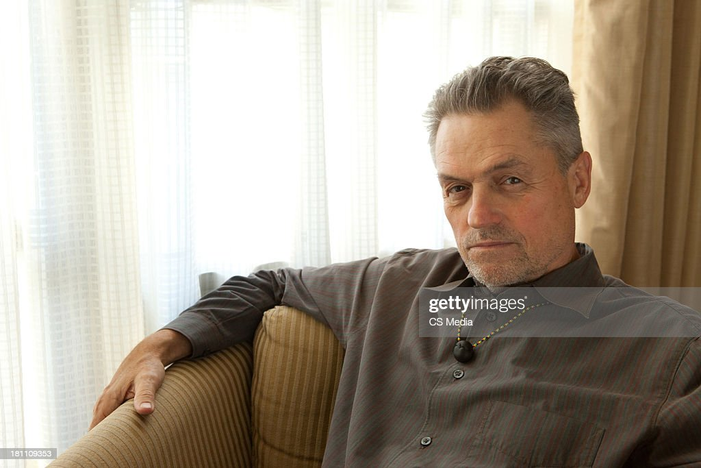 Jonathan Demme, Portrait shoot, September 14, 2009