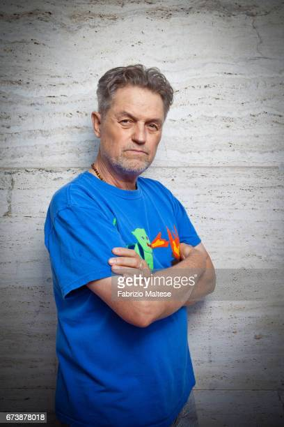 Film director Jonathan Demme is photographed on September 5 2011 in Venice Italy