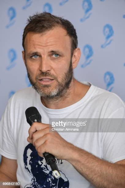 Film director Jonty Toosey attends the Cannes Lions Festival 2017 on June 17 2017 in Cannes France
