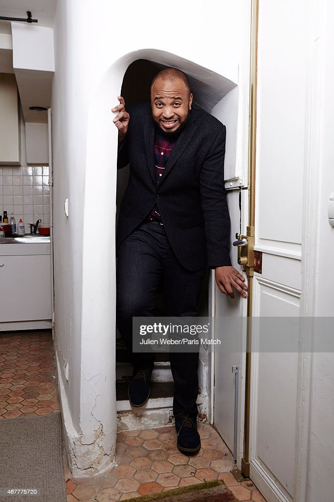 Justin Simien, Paris Match Issue 3436, April 1, 2015