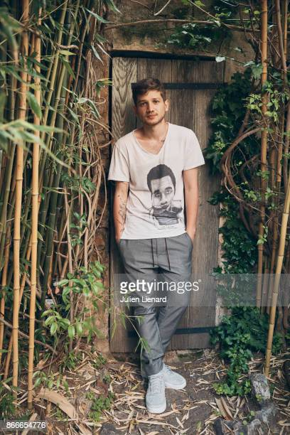 Film director Kantemir Balagov is photographed for Self Assignment on May 2017 in Cannes France