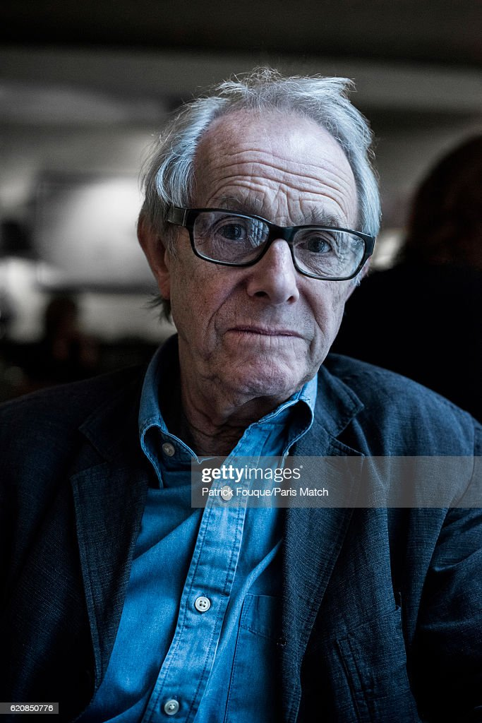 Ken Loach, Paris Match Issue 3519, November 2, 2016