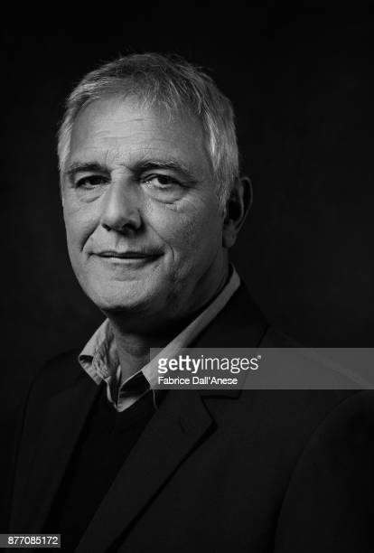 Film director Laurent Cantet is photographed on May 4 2017 in Cannes France