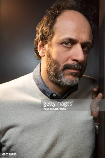 Film director Luca Guadagnino is photographed for Rolling Stone at the Sundance film festival on January 22 2017 in Park City Utah