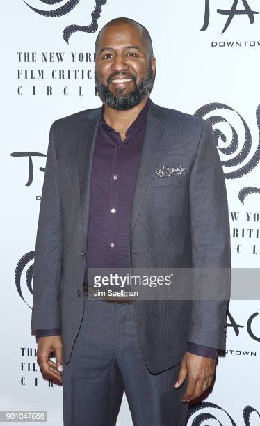 Film director Malcolm D Lee attends the 2017 New York Film Critics Awards at TAO Downtown on January 3 2018 in New York City