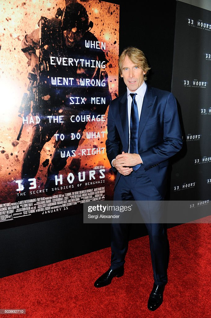 Miami Special Screening of 13 HOURS: THE SECRET SOLDIERS OF BENGHAZI